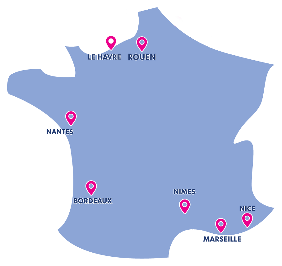 Carte des cirques